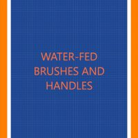 Waterfed Brushes and Handles