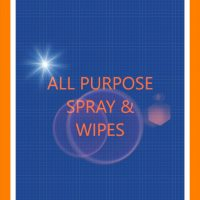 All Purpose / Spray and Wipes