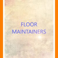 Floor Maintainers